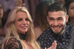 Britney Spears and Sam Asghari Show off their Hot Bodies