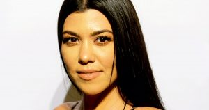 See How Kourtney Kardashian's Face has changed over the Years in This Video!